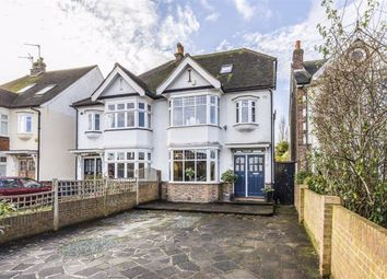 Thumbnail 5 bed semi-detached house for sale in Fairfax Road, Teddington