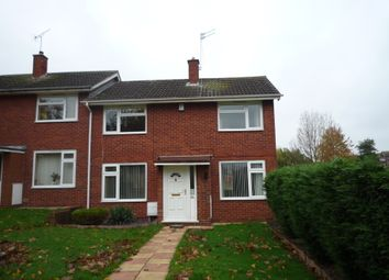 Thumbnail 2 bed town house to rent in Otherton Close, Penkridge