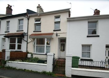 Thumbnail 3 bed terraced house for sale in Well Street, Paignton