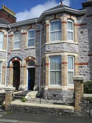Thumbnail 5 bedroom terraced house to rent in Restormel Terrace, Restormel Road, Mutley, Plymouth