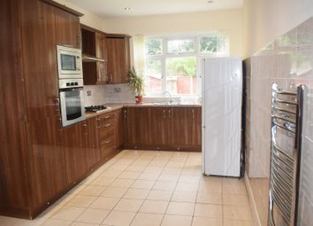 Thumbnail 4 bed semi-detached house to rent in Park Drive, Whalley Range, Manchester
