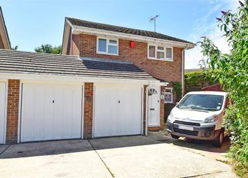 Thumbnail 4 bed link-detached house for sale in Ashmore Close, Peacehaven, East Sussex