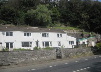 Thumbnail 3 bedroom end terrace house for sale in Metz Cottages, Ystradgynlais, Swansea.