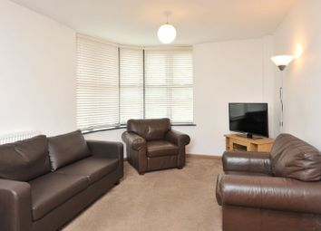 Thumbnail 5 bed flat to rent in Prince Of Wales Road, Exeter
