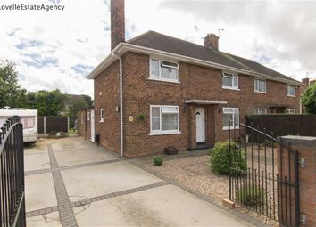 Thumbnail 4 bed property for sale in Burnham Road, Scunthorpe