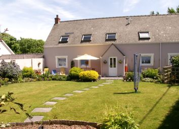 Thumbnail 5 bed bungalow for sale in Elm Cottage, Upper Thornton, Milford Haven, Pembrokeshire