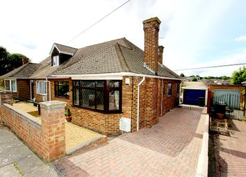 Thumbnail 2 bed semi-detached bungalow for sale in Stacey Close, Gravesend, Kent