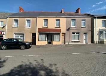 Thumbnail 3 bed terraced house for sale in St. Teilo Street, Pontarddulais, Swansea
