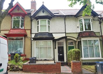 Thumbnail 5 bed terraced house for sale in Frances Road, Erdington, Birmingham