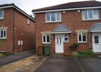 Thumbnail 2 bed town house to rent in Berryfield Garth, Ossett