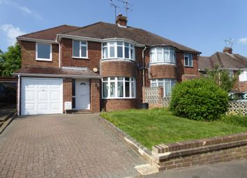 Thumbnail 4 bed property for sale in Dene Close, Earley, Reading