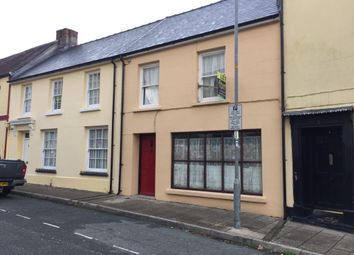 Thumbnail Studio to rent in Hill Street, Haverfordwest, Pembrokeshire