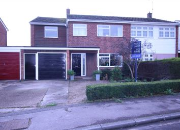 4 bed semi-detached house for sale in The Greenways, Coggeshall, Colchester CO6