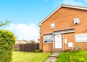 Thumbnail 1 bedroom semi-detached house for sale in Brundall Close, Stockton-On-Tees