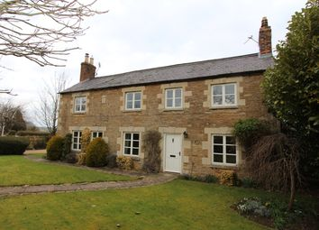 Thumbnail 5 bed detached house to rent in Wing Road, Morcott, Oakham