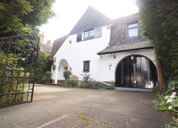 Thumbnail 4 bed semi-detached house for sale in Meadway, London