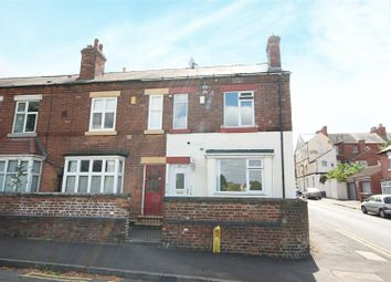 Thumbnail 3 bed end terrace house for sale in Central Avenue, New Basford, Nottingham