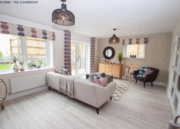 Thumbnail 5 bed detached house for sale in Woolwell Crescent, Plymouth