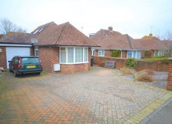 Thumbnail 3 bed detached bungalow for sale in Windmill Road, Eastbourne