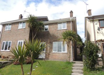 Thumbnail 3 bed semi-detached house for sale in St. Sulien, Luxulyan, Bodmin