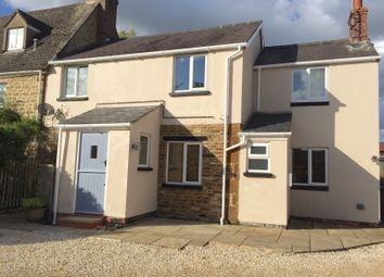 Thumbnail 4 bed cottage to rent in Marston St Lawrence, Banbury