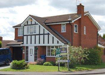 Thumbnail 5 bed detached house for sale in Bellingham, Wilnecote, Tamworth