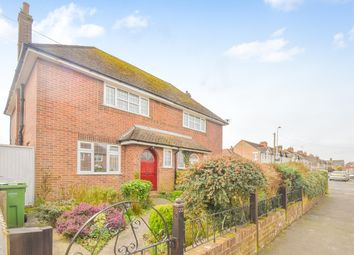 Thumbnail 3 bed semi-detached house for sale in Wells Road, Folkestone