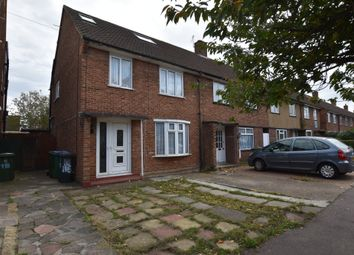 Thumbnail 4 bed end terrace house for sale in Newhouse Crescent, Watford