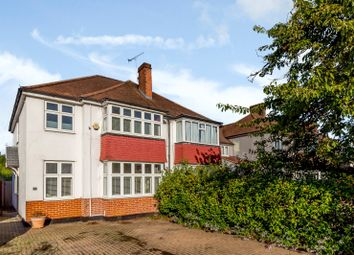 Thumbnail 4 bed semi-detached house for sale in Malden Road, New Malden