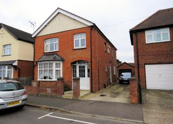Thumbnail 4 bedroom detached house for sale in Lennox Road, Bletchley, Milton Keynes