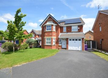 Thumbnail 4 bedroom detached house for sale in Isleham Close, Allerton, Liverpool