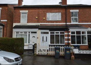 Thumbnail 3 bed terraced house to rent in Johnson Road, Erdington, Birmingham