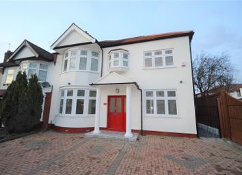 Thumbnail 5 bedroom semi-detached house to rent in Studley Drive, Ilford