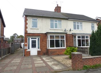 Thumbnail 3 bed semi-detached house for sale in Danum Road, Scunthorpe