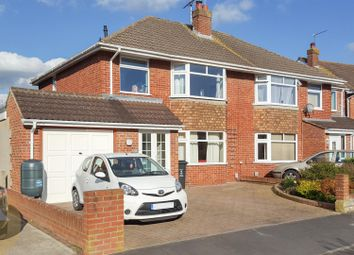 Thumbnail 3 bedroom property for sale in Yiewsley Crescent, Stratton St. Margaret, Swindon