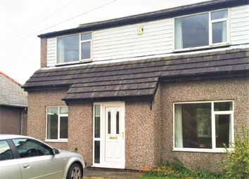 Thumbnail 2 bed semi-detached house to rent in South End, High Pittington, County Durham