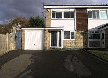 Thumbnail 3 bed semi-detached house for sale in Lutley Mill Road, Halesowen