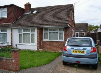 Thumbnail 2 bedroom semi-detached house for sale in Parklands Crescent, Parklands, Northampton