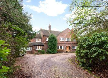5 bed detached house for sale in Benty Heath Lane, Willaston, Neston CH64