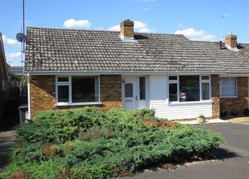 Thumbnail 2 bed semi-detached bungalow for sale in Greenacres, Downton, Salisbury