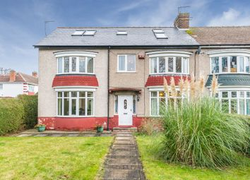Thumbnail 5 bed end terrace house for sale in Durham Road, Stockton-On-Tees