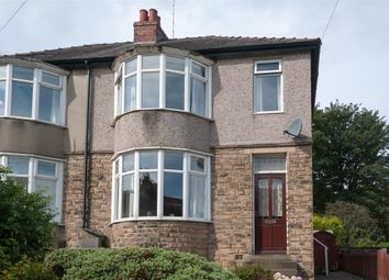 Thumbnail 3 bedroom semi-detached house for sale in Newsome Road, Huddersfield, West Yorkshire