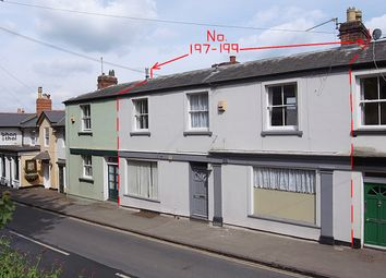 Thumbnail 2 bedroom terraced house for sale in Wells Road, Malvern