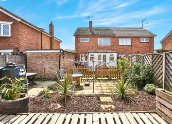 Thumbnail 3 bedroom semi-detached house for sale in North Park, Fakenham