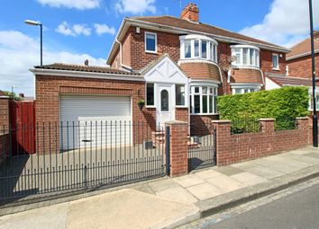 Thumbnail 3 bed semi-detached house for sale in Helen Street, Fulwell, Sunderland