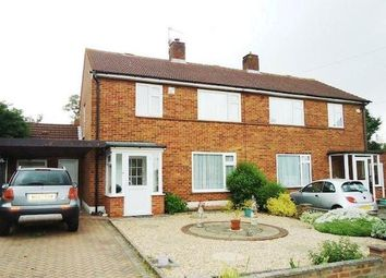 Thumbnail 3 bed semi-detached house to rent in Pinewood Close, Pinner