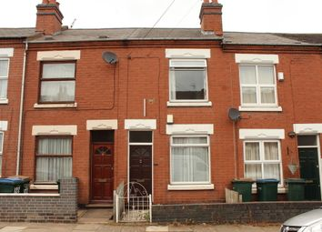 Thumbnail 3 bed terraced house for sale in Westwood Road, Earlsdon, Coventry