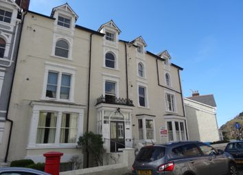 Thumbnail 3 bed flat to rent in Church Walks, Llandudno