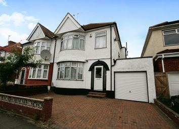 Thumbnail 4 bedroom semi-detached house for sale in Elmstead Avenue, Wembley