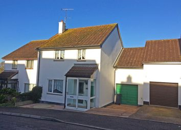 Thumbnail 4 bedroom property for sale in Copperfield Close, Exmouth